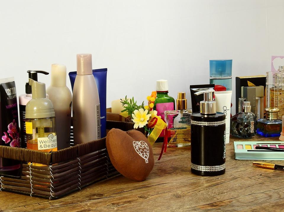 Des additifs aussi présents dans les cosmétiques
