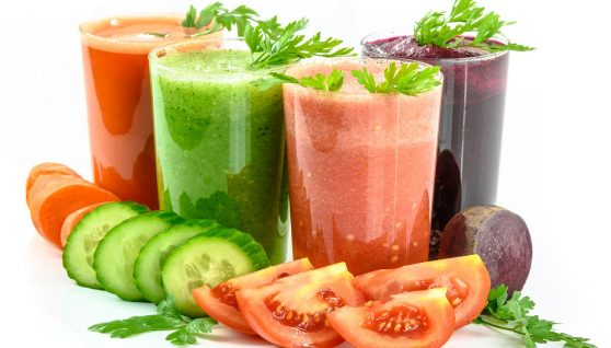 jus de légumes pour maigrir